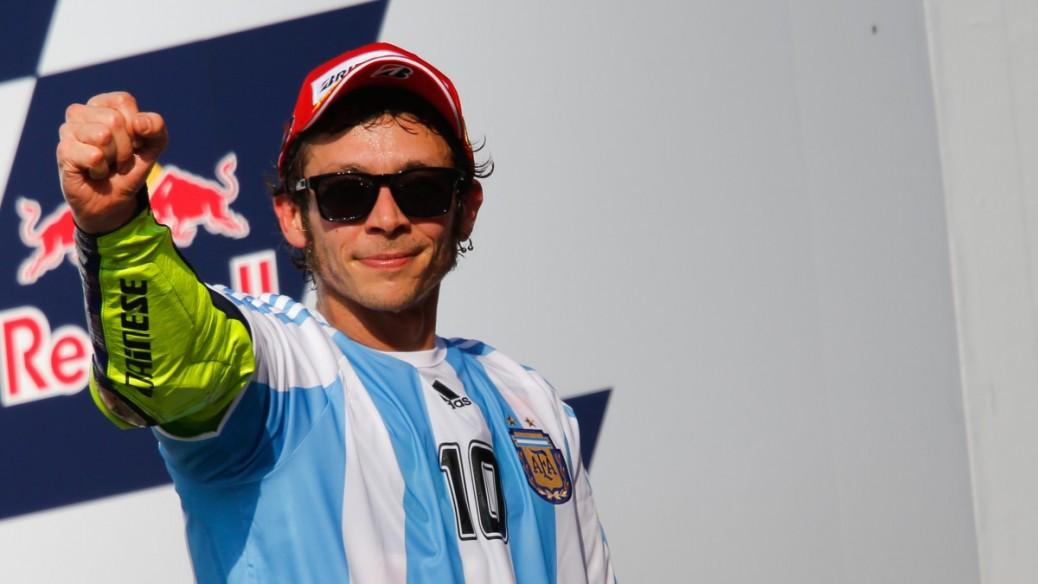 Rossi maglia di Maradona