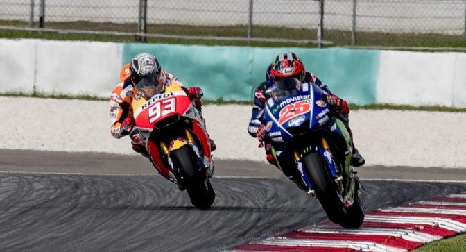 Marquez vs Vinales