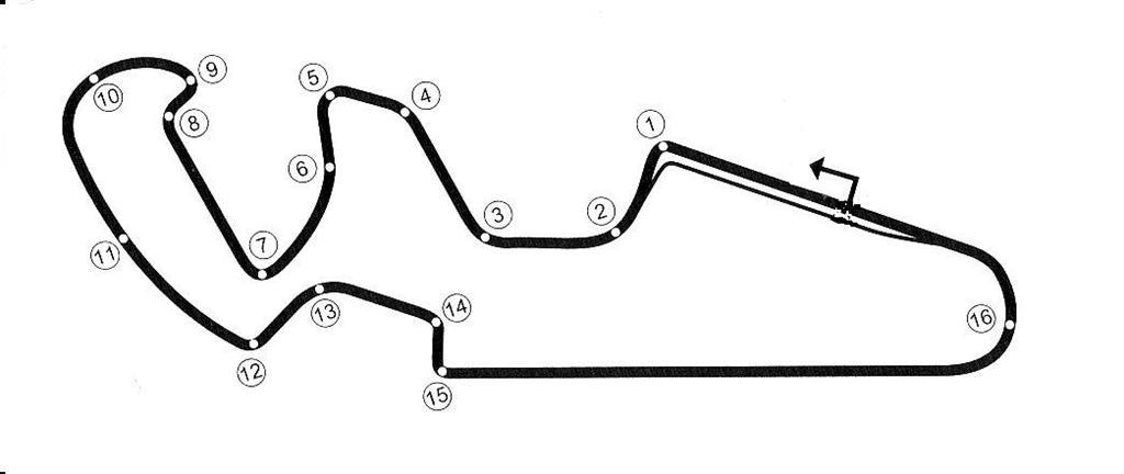 motogp gran premio di Spagna circuito di Aragòn