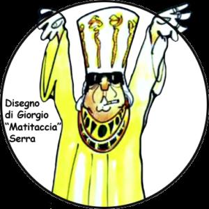 Coppa Divino Pernat Open disegno di giorgio Matitaccia