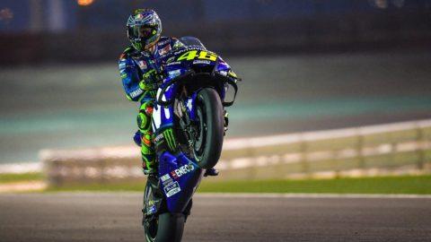Valentino Rossi mondiale 2018
