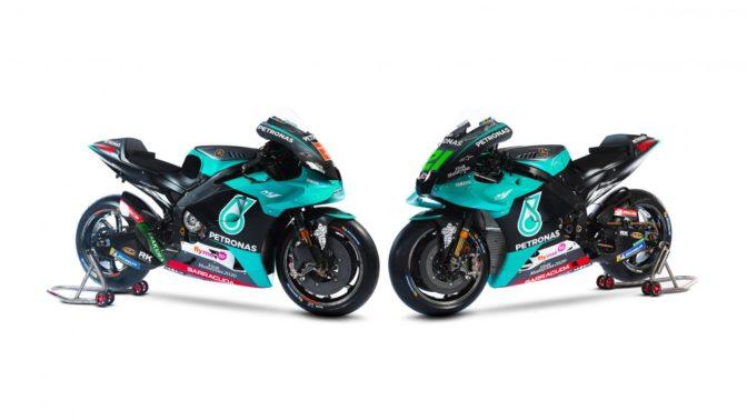 Yamaha Petronas 2020