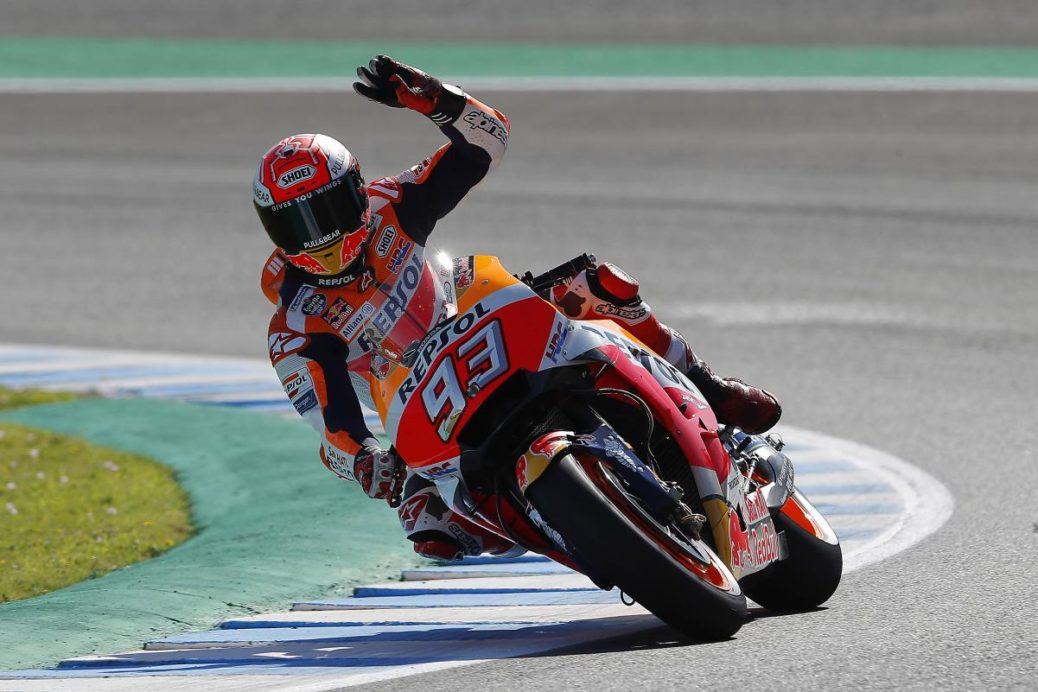 MotoGP Jerez 2018 - Vince Marc Marquez