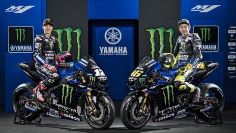 Valentino Rossi vs Maverick Vinales MotoGP 2019