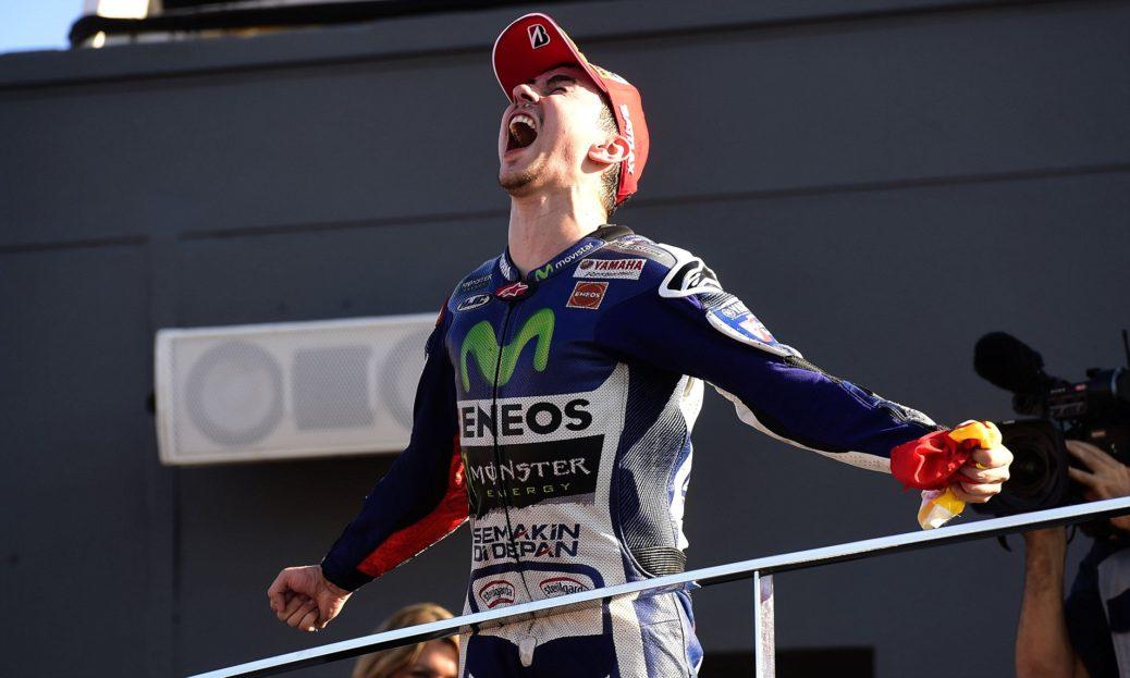 Jorge Lorenzo 5 volte Campione del mondo si ritira dalla MotoGP