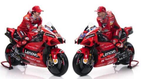 Ducati factory 2021